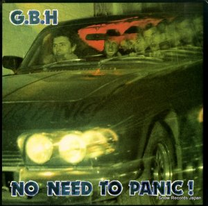 G.B.H - no need to panic - 88561-8184-1