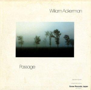 ウィリアム・アッカーマン - パッセージ - WHP-28002
