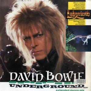 デビッド・ボウイ - underground - 12EA216