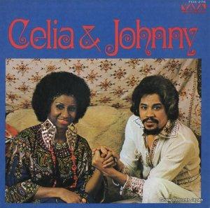 セリア・クルースとジョニー・パチェーコ - celia & johnny - FDX-276