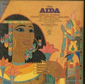 リッカルド・ムーティ - ヴェルディ:歌劇「アイーダ」全曲 - EAC-77034-36
