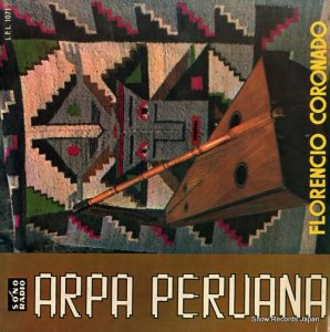 FLORENCIO CORONADO - alpa peruana - L.P.L1071