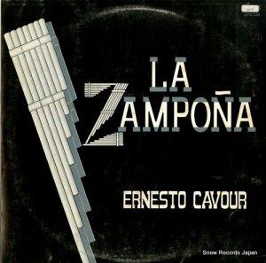 エルネスト・カブール - la zampona - LPC018