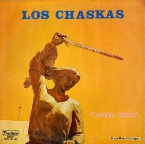ロス・チャスカス - campo santo - PROL/S-093