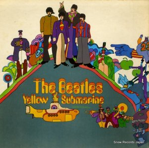 ザ・ビートルズ - yellow submarine - PCS7070