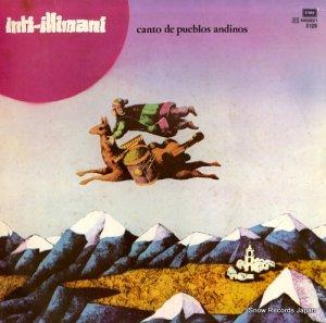 インティ・イリマニ - canto de pueblos andinos - EMI5129