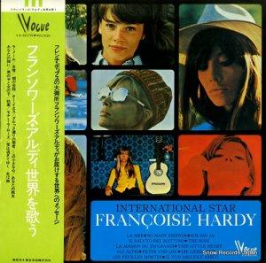 フランソワーズ・アルディ - フランソワーズ・アルディ世界を歌う - YX-6076