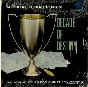 V/A - musical champions of decade of destiny - W-3135-LP