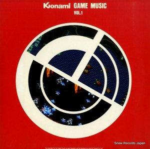 コナミ - ゲーム・ミュージックvol.1 - ALR-22902
