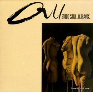ウルトラヴォックス - all stood still - CHS122522