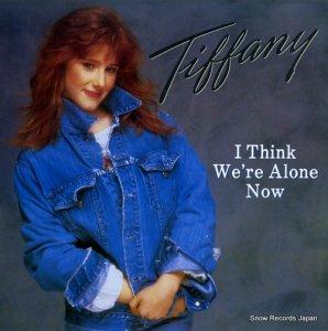 ティファニー - i think we're alone now - MCAT1211