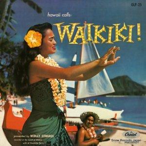 ウェブリー・エドワーズ - ハワイは招く〜ワイキキへ! - OLP-25