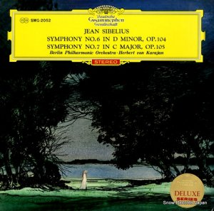 ヘルベルト・フォン・カラヤン - シベリウス:交響曲第6番ニ短調/第7番ハ長調 - SMG-2052