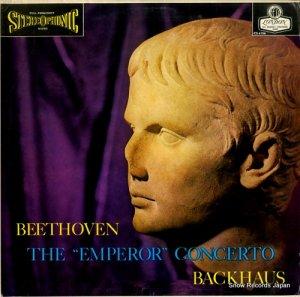 ウィルヘルム・バックハウス - beethoven; piano concerto no.5