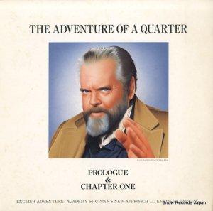 オーソン・ウエルズ - the adventure of a quarter - QR-1