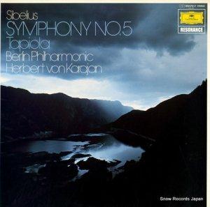 ヘルベルト・フォン・カラヤン - シベリウス:交響曲第5番 - MGX7017