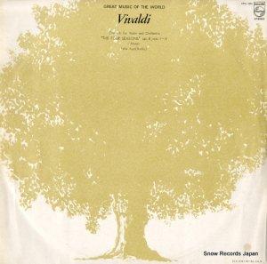 フェリックス・アーヨ - ヴィヴァルディ:協奏曲集「四季」 - CPH-1001