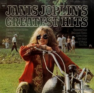 ジャニス・ジョプリン - janis joplin's greatest hits - PC32168