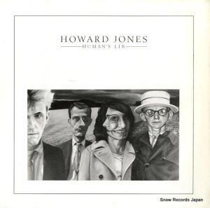 ハワード・ジョーンズ - human's lib - GBWX1 / 240335-1