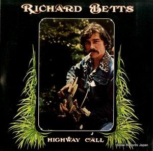 リチャード・ディッキー・ベッツ - highway call - SUPER2429117