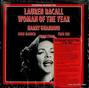ジョン・カンダー - woman of the year (the original broadway cast) - AL8303