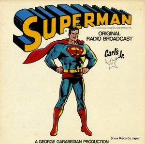 スーパーマン - original radio broadcast - MARK56774