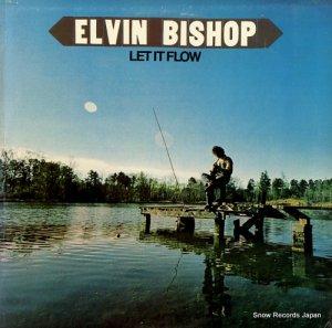 エルヴィン・ビショップ - let it flow - CPN0134
