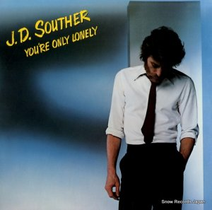 J.D.サウザー - you're only lonely - JC36093