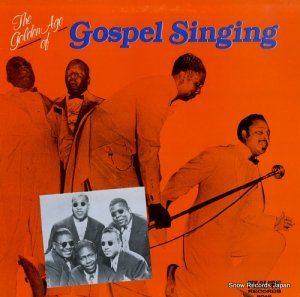 V/A - the golden age of gospel singing - FL-9046