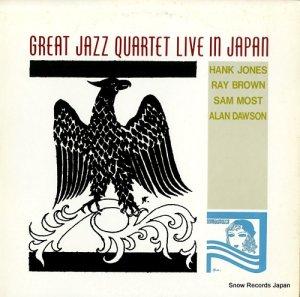グレート・ジャズ・カルテット - イン・ジャパン - K26P-6438