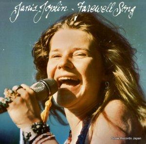 ジャニス・ジョプリン - farewell song - PC37569