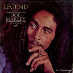 ボブ・マーリィ&ザ・ウェイラーズ - legend / the best of bob marley & the wailers - 422-846210-1