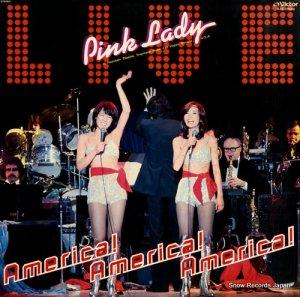 ピンク・レディー - アメリカ!アメリカ!アメリカ! - SJX-20068