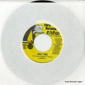 ルーキーD - only time - PML002
