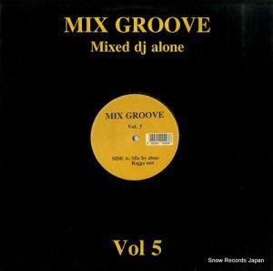 DJアローン - mix groove vol.5 - SIA11