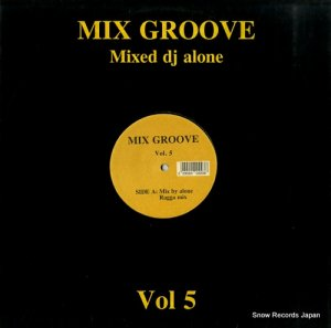 DJアローン - mix groove vol.5 - SIA11