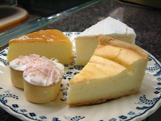チーズケーキセット(通販)