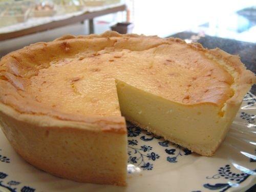 こだわりチーズケーキ