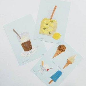 西淑 夏のポストカード