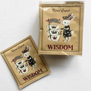 【カレルチャペック紅茶店】WISDOM/カップ用ティーバッグ5P