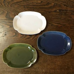 【STUDIO M'】 リアン 焼物皿