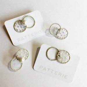 【patterie】DOT CIRCLE ピアス/イヤリング(片耳)