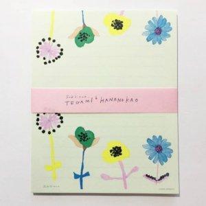 【Subikiawa】手紙6(レターセット)/HANANOKAO