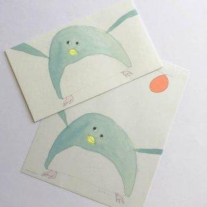 【Subikiawa】手紙5(レターセット)/PENGUIN
