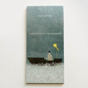 【日下明】一筆箋/THE CYCLE OF SEASONS