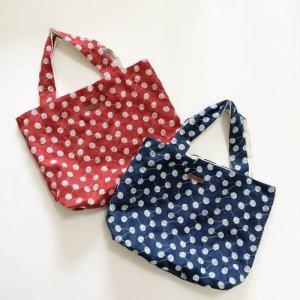 【enn hut(エンハット)】tote bag/リネン刺繍