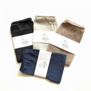 【SOUKI】綿のひんやり UVカットアームカバー/ショート