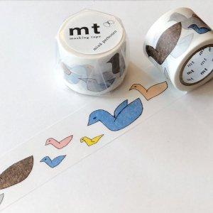 【mt×mina perhonen 】マスキングテープ/ミナペルホネン・follow