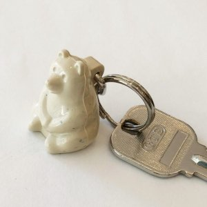 Polar Bear Key holder(シロクマキーホルダー))
