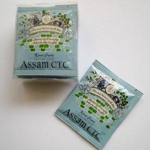 【カレルチャペック紅茶店】アッサムC.T.C/カップ用ティーバッグ5P